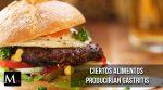 Ciertos alimentos producirían gastritis