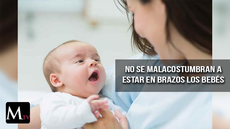 Aroma de los bebés es adictivo