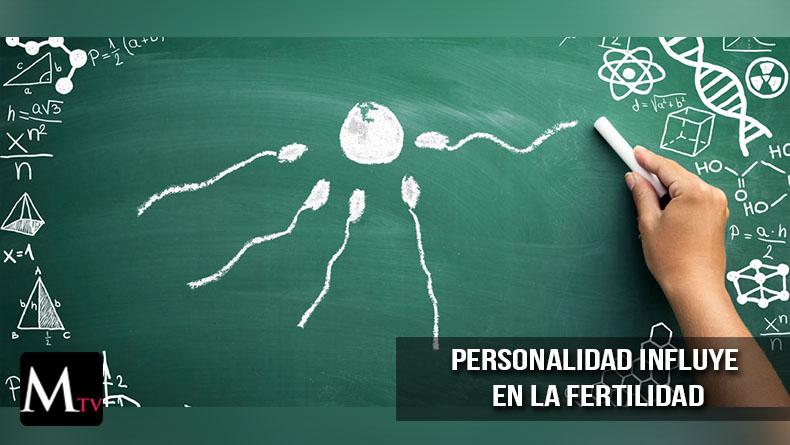 Personalidad influye en la fertilidad