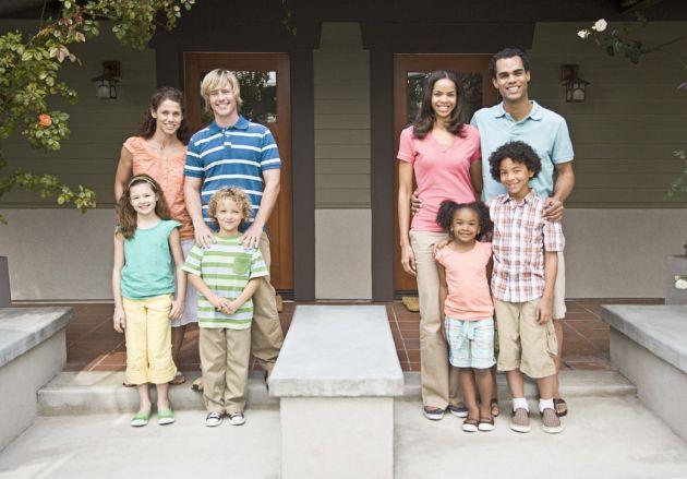 Los buenos vecinos - 1 part 4