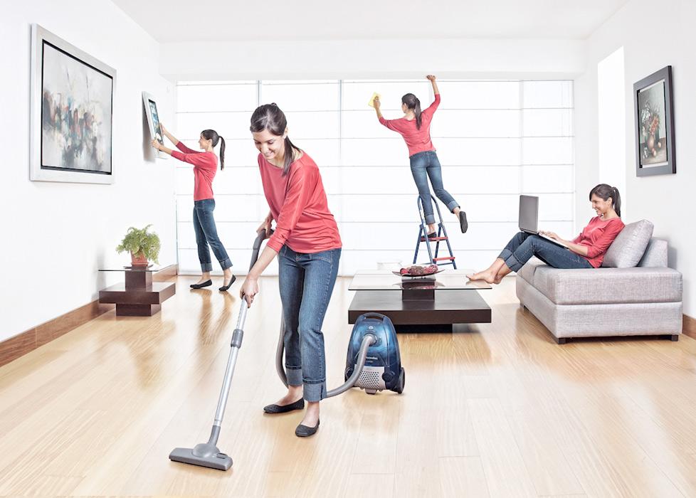 9 peque os consejos de limpieza para ahorrar tiempo - Como limpiar la casa rapido ...