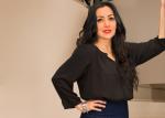 Pamela Cortés enamorada de la vida