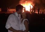 'La bomba' Adriana Sánchez se casó
