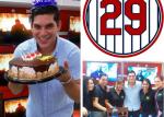 Emilio Pinargote está de cumpleaños