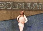 Gabriela Pazmiño tiene nueva casa televisiva