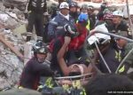 Un hombre fue rescatado tras pasar 40 horas sepultado