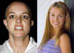 10 famosos antes y después de las drogas