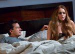 Publican fotos de Lindsay Lohan en la cama con su novio