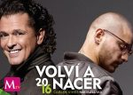 Carlos Vives presenta nueva versión de 'Volví a Nacer' junto a Maluma