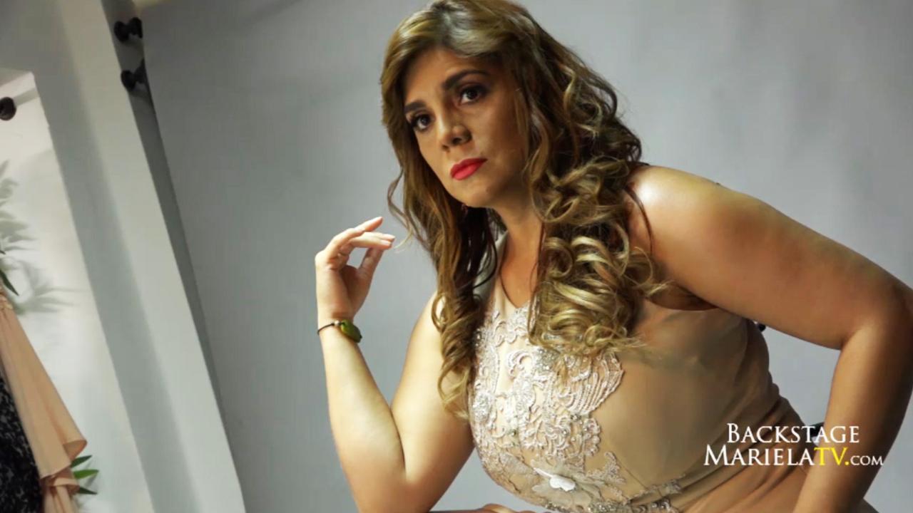 Backstagerevistamariela Sof 237 A Caiche Mariela Tv
