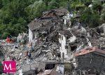 Rescate de una niña que pasó 16 horas bajo los escombros en Italia