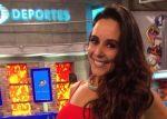 Presentadora Deportiva se desnuda en Instagram