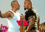 El malestar sigue entre «La Roca» y Vin Diesel