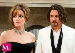 Angelina Jolie se ha refugiado en Johnny Depp