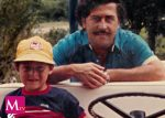 No podrás creer el consejo de vida que le dio Pablo Escobar a su hijo