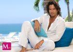 Mario Cimarro está en trámites de divorcio de su esposa secreta