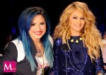 Paulina Rubio y Demi Lovato ¡Se consideran hermanas!