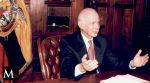 Falleció el expresidente Sixto Durán Ballén