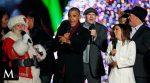 Barack Obama, Marc Anthony, entre otros se unieron para recibir la navidad cantando Jingle Bells