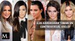 Las Kardashian se fueron de vacaciones en un jet privado