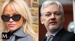 Pamela Anderson habló sobre su romance con Julian Assange