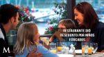 Un restaurante italiano le ofreció a una familia un »descuento por niños educados»