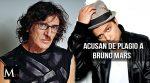 Charly García denuncia plagio por parte de Bruno Mars
