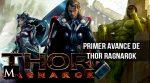 ¡Ya llegó, el primer avance de Thor Ragnarok!
