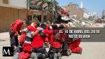 Un terremoto que dejó huella en Ecuador