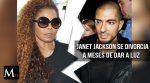 Janet Jackson se divorcia, a pocos meses de dar a luz
