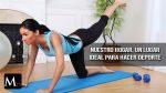 Trucos sencillos para bajar de peso desde casa
