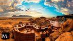 Queda fascinado con el continente africano
