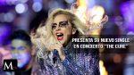 Lady Gaga enloquece al público con su nueva canción