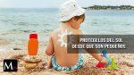La crema solar desde pequeños ayuda a reducir un 80% los casos de melanoma