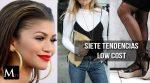 Siete tendencias low cost por Paula del Salto