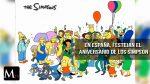 En España, Los Simpson están de celebración