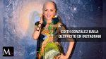"""Edith González baila al ritmo de """"Despacito"""""""