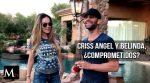 "Criss Angel llama a Belinda como su ""prometida"""