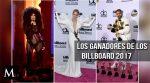 Cher, Celine Dion y Drake, los mejores de los Billboard 2017