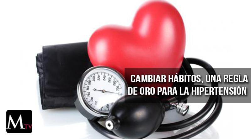 Cambiar los h bitos es una regla de oro para cuidarse de la hipertensi n mariela tv - Cambiar de medico de cabecera por internet ...