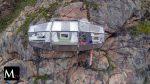 Skylodge, el hotel de los aventureros