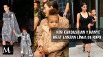 Kim Kardashian y Kanye West lanzan una línea de ropa llamada Kids Supply