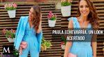 Paula Echevarría apuesta por este look
