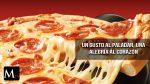La Pizza hace feliz y está científicamente comprobado