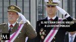 El Rey Juan Carlos vuelve a ser imagen pública
