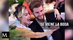 Miley Cyrus y Liam Hemsworth podrían casarse al estilo de 'Las Vegas'
