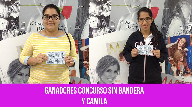 Concurso Sin Bandera y Camila, Guayaquil