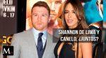 """Shannon de Lima y """"Canelo"""" confirman su relación"""