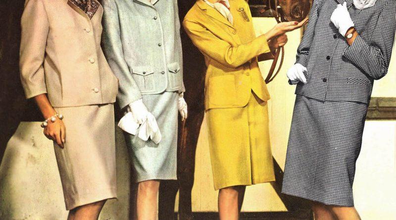 Moda de los 50, 60 y 70 ¿Qué hay detrás de estas décadas