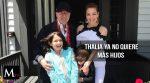 Thalia ya no quiere tener más hijos